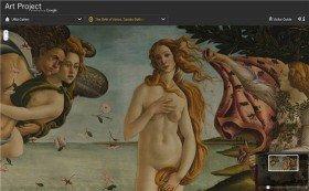 Andare per musei con Google Art Project