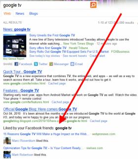 Bing Social Search integra i like di Facebook sulle SERP