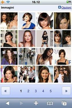 Ricerca immagini Google migliorata su iPhone e Android