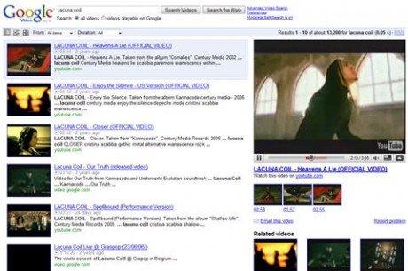 Google Video aggiorna l'interfaccia