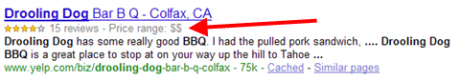 Novità sulle SERP di Google dal Searchology