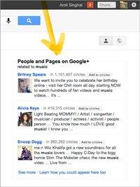 Google, la ricerca sempre più personalizzata e social