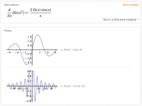 Wolfram Alpha, il motore delle risposte